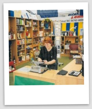 Gewerbeschau Müller Buchhandlung Kastellaun Hunsrück