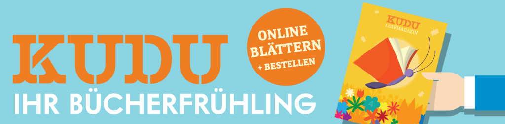 KUDU Lesemagazin Buchhandlung Kastellaun Hunsrück